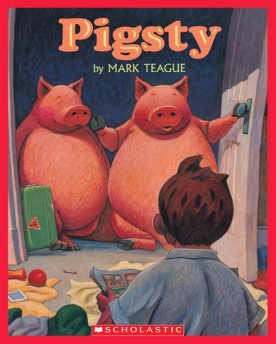 9780545004190: Pigsty - Audio Library Edition