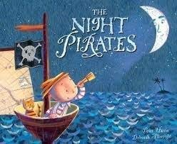 9780545004893: The Night Pirates [Taschenbuch] by Peter Harris