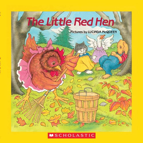 9780545005074: The Little Red Hen - Audio