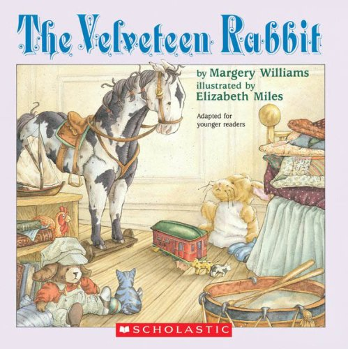 9780545005128: Velveteen Rabbit Library Edition (Read-Along Audio CD Included)