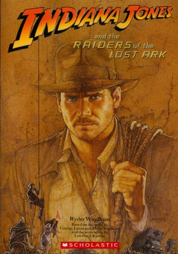 9780545007009: Indiana Jones and the Raiders of the Lost Ark