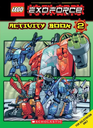 9780545007047: Exoforce Activity Book 2 (Lego)