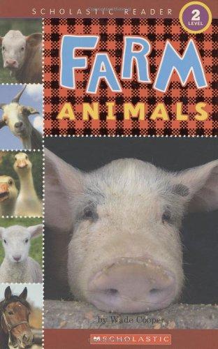 9780545007214: Scholastic Reader Level 2: Farm Animals