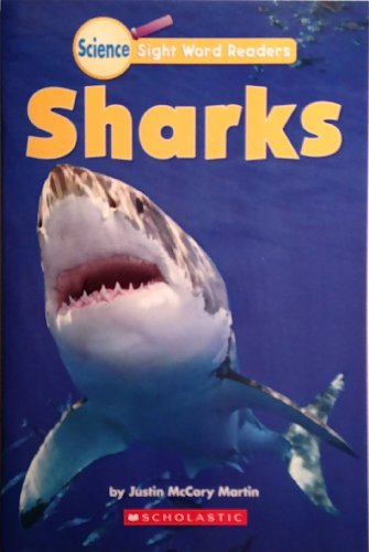 9780545007429: Sharks (Science Vocabulary Readers)