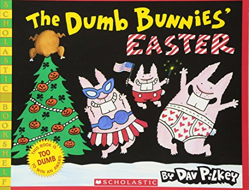 9780545008808: The Dumb Bunnies' Easter