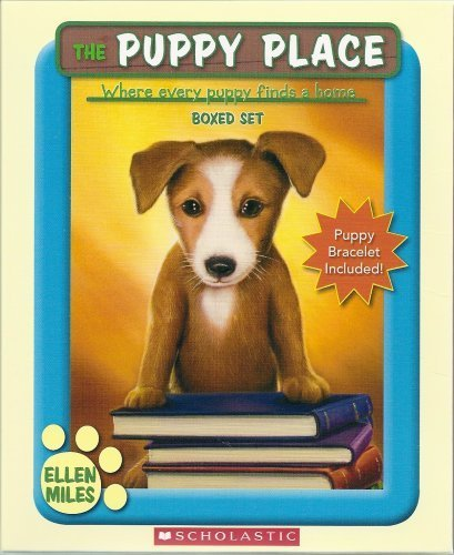 The Puppy Place Boxed Set, Books 1-5: