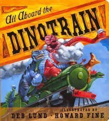9780545009058: All Aboard the Dinotrain