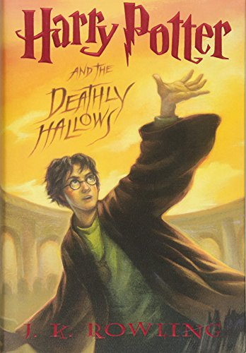 HARRY POTTER AND THE DEATHLY HALLOWS (First Edition July, 2007, FIRST PRINTING