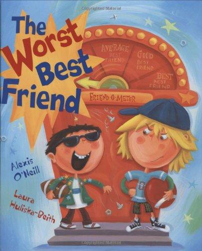 9780545010238: The Worst Best Friend