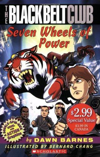 9780545010290: Seven Wheels Of Power (The Black Belt Club)