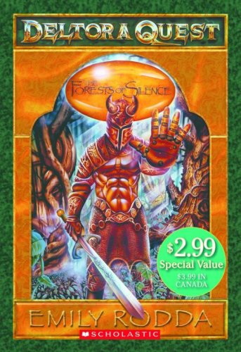 9780545010313: The Forests of Silence (Deltora Quest)