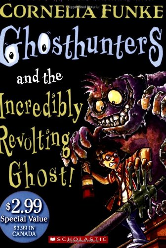 9780545010337: Ghosthunters And The Incredibly Revolting Ghost