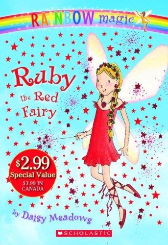 9780545010375: Ruby: The Red Fairy (Rainbow Magic: The Rainbow Fairies, No. 1)