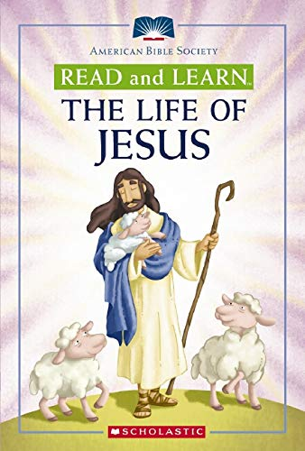 Read And Learn Life Of Jesus (Read and Learn (Scholastic)): Moore, Eva