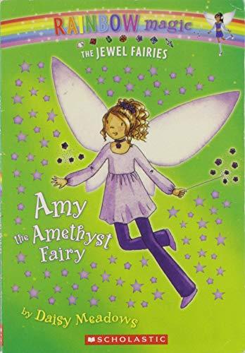 9780545011921: Amy the Amethyst Fairy (Rainbow Magic: The Jewel Fairies, No. 5)