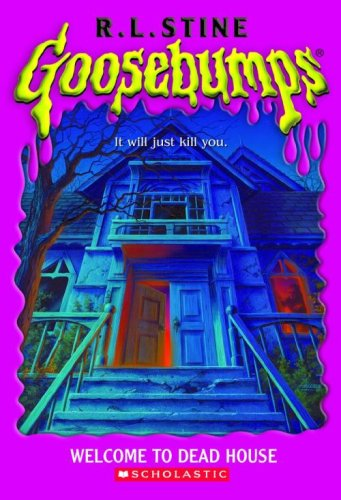 9780545013161: Welcome To Dead House (Goosebumps)