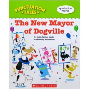 9780545014373: The New Mayor of Dogville