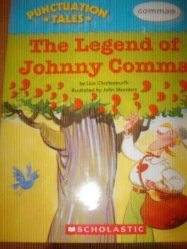 The Legend of Johnny Comma: Charlesworth, LIza
