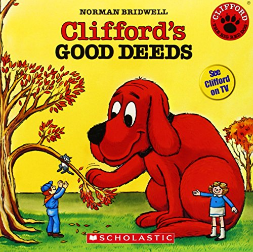 9780545014830: Clifford's Good Deeds (Clifford the Big Red Dog (Scholastic Audio))(Book with CD)