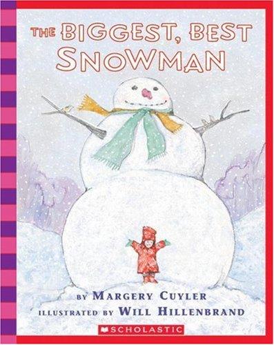 9780545014847: The Biggest, Best Snowman - Audio