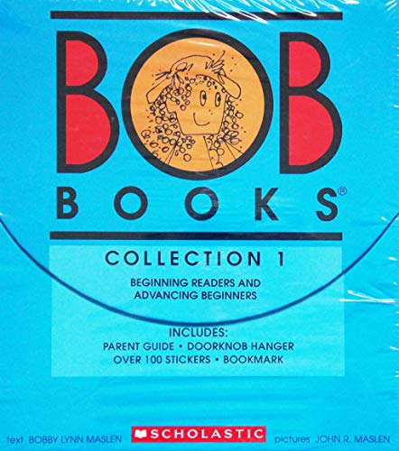 9780545015295: Bob Books, Collection 1: Beginning Readers and Advancing Beginners