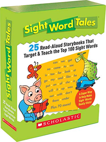 9780545016421: Sight Word Tales: 25 Read-Aloud Storybooks That Target & Teach the Top 100 Sight Words