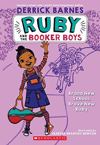 9780545017602: Ruby and the Booker Boys #1: Brand New School, Brave New Ruby