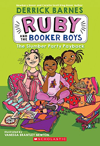 9780545017626: The Slumber Party Payback (Ruby and the Booker Boys #3)