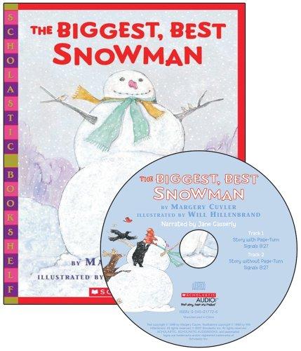 9780545017800: The Biggest: Best Snowman