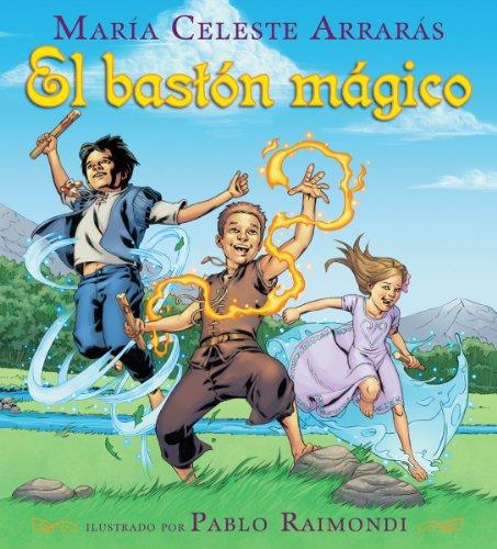9780545019125: El Baston Magico