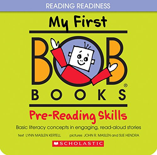 9780545019224: My First BOB Books: Pre-Reading Skills