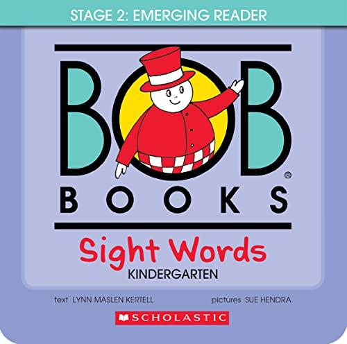 9780545019231: Bob Books: Sight Words Kindergarten