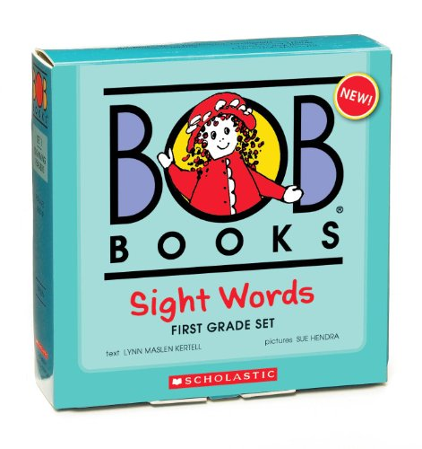 9780545019248: Bob Books: Sight Words, 1st Grade
