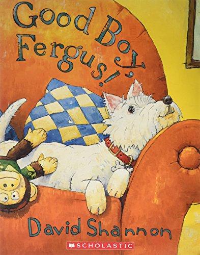 9780545019750: Good Boy, Fergus!