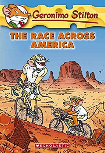 9780545021371: The Race Across America