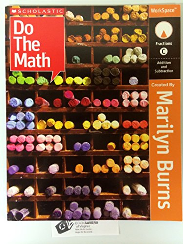 9780545022705: Scholastic Do the Math: Fractions C (Addition and Subtraction), WorkSpace