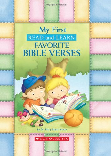 My First Read And Learn Favorite Bible: Mary Manz Simon,