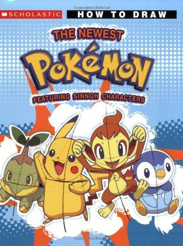 How to Draw Pokémon: Sinnoh Friends: Alfano, Maria B.,