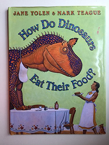 9780545027380: How Do Dinosaurs Eat Their Food?