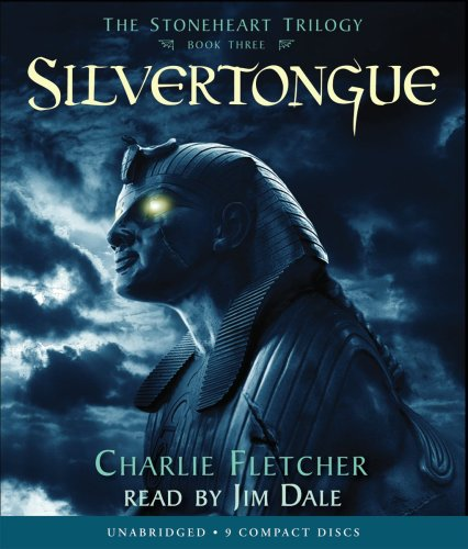 9780545027472: Stoneheart #3: Silvertongue - Audio