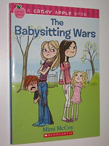 9780545027991: The Babysitting Wars