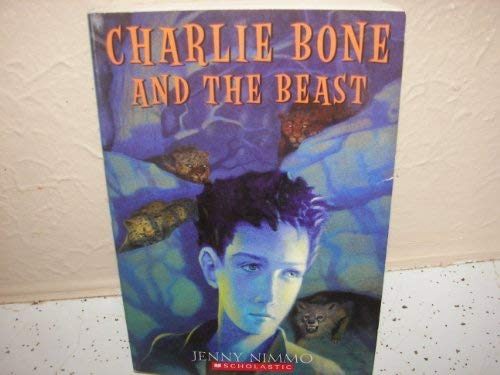 9780545028226: Charlie Bone and the Beast (Children of the Red King, Book 6)