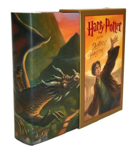 Harry Potter and the Deathly Hallows: Deluxe Edition: Rowling, J. K.