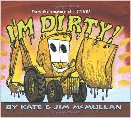 9780545029551: I'm Dirty!