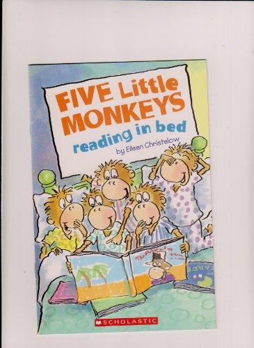 9780545030151: Five Little Monkeys Reading in Bed