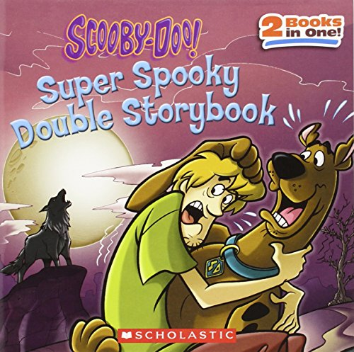 9780545031530: Scooby-Doo! Super Spooky Double Storybook