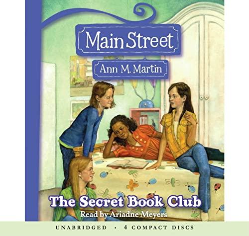 The Secret Book Club: Martin, Ann M.