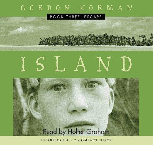 9780545033251: Island III: Escape - Audio Library Edition