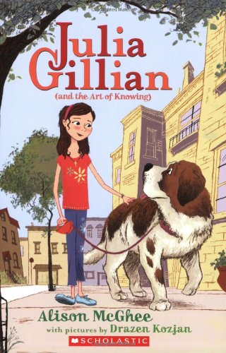 9780545033497: Julia Gillian (And the Art of Knowing)