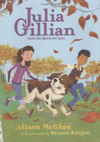9780545033503: Julia Gillian (And the Quest for Joy)